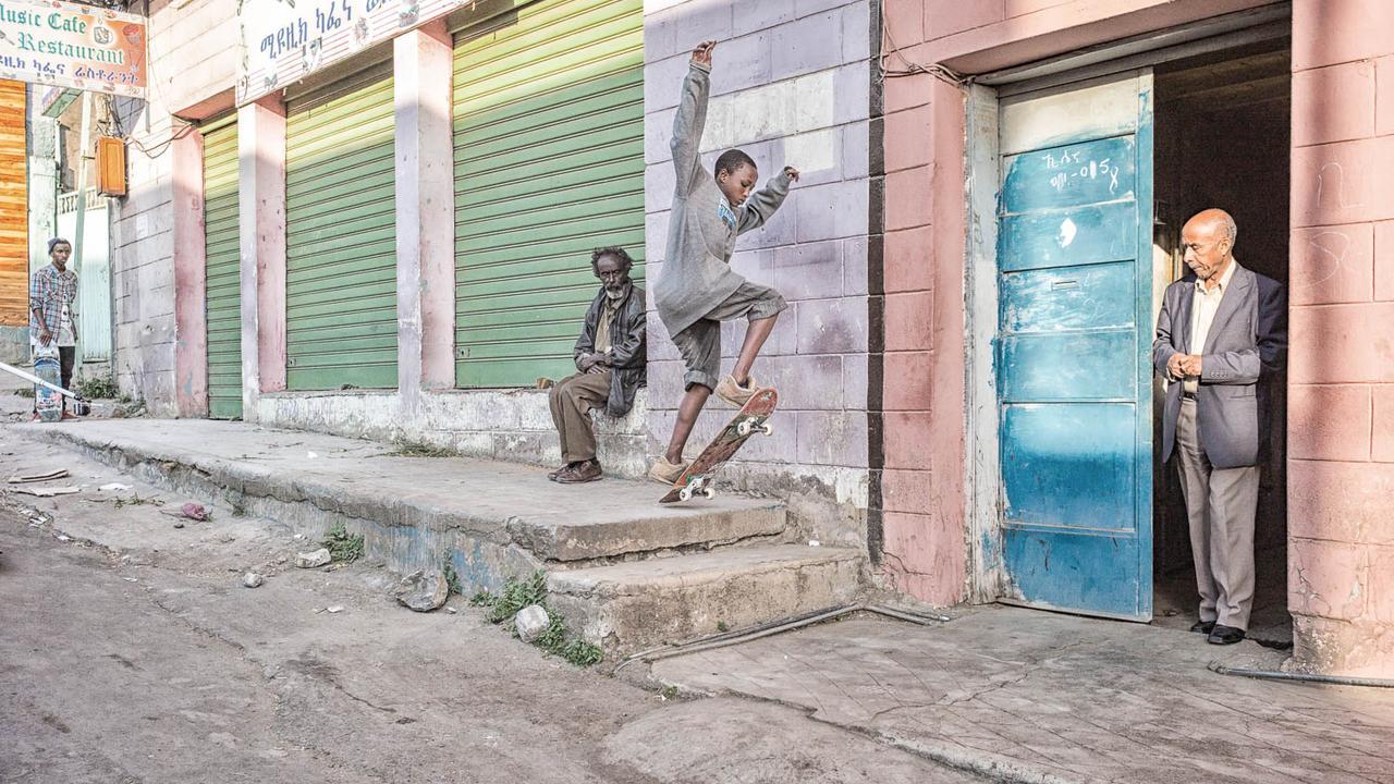 Ethiopia Skate Start Alt
