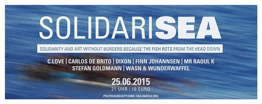 Solidarisea Watergate 2015
