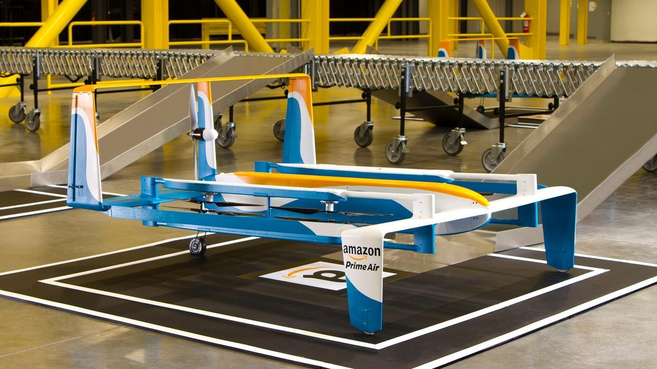 Amazon Prime Air -lead