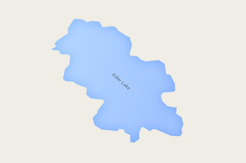 Sad Topographies Killer Lake