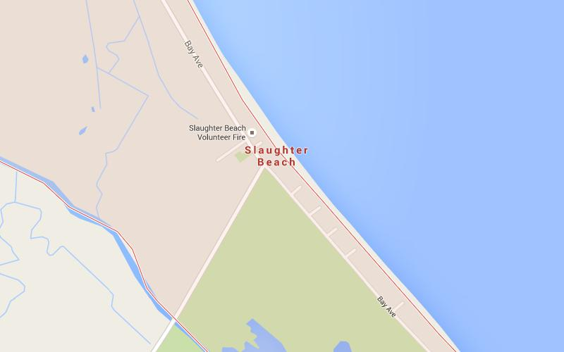 Sad Topographies Slaughter Beach