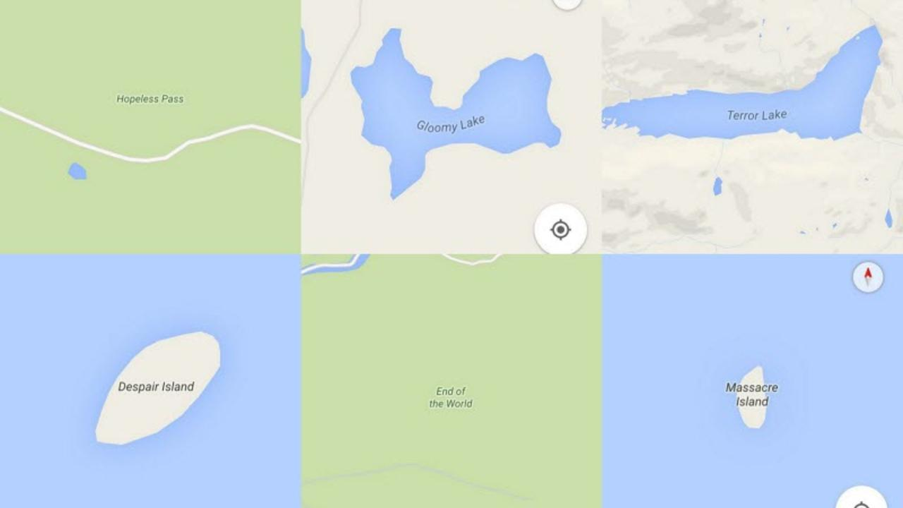 Sad Topographies Start