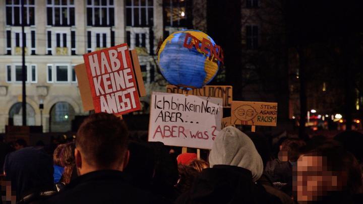 Flüchtlinge Leseliste November 2015 Demo