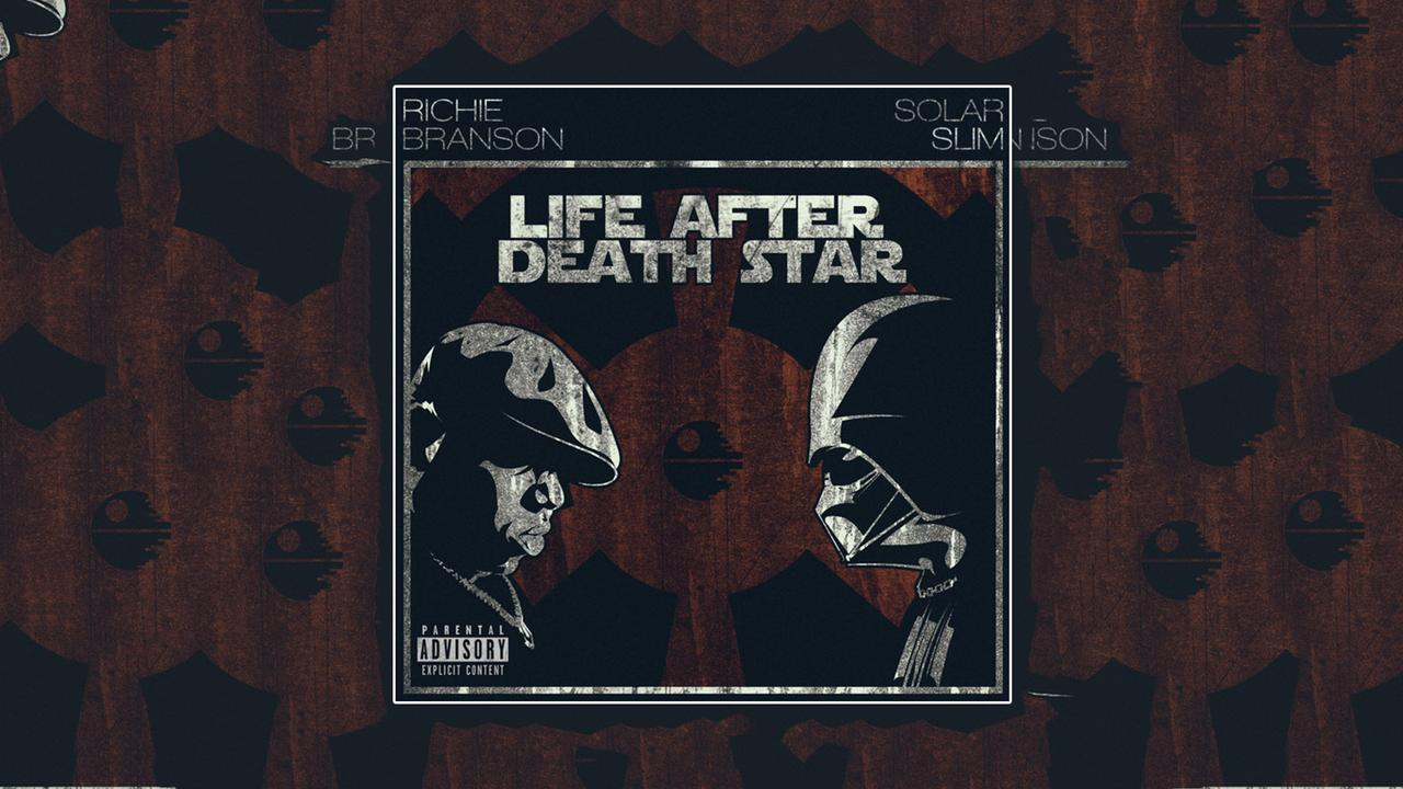 Notorious BIG x Star Wars Cover