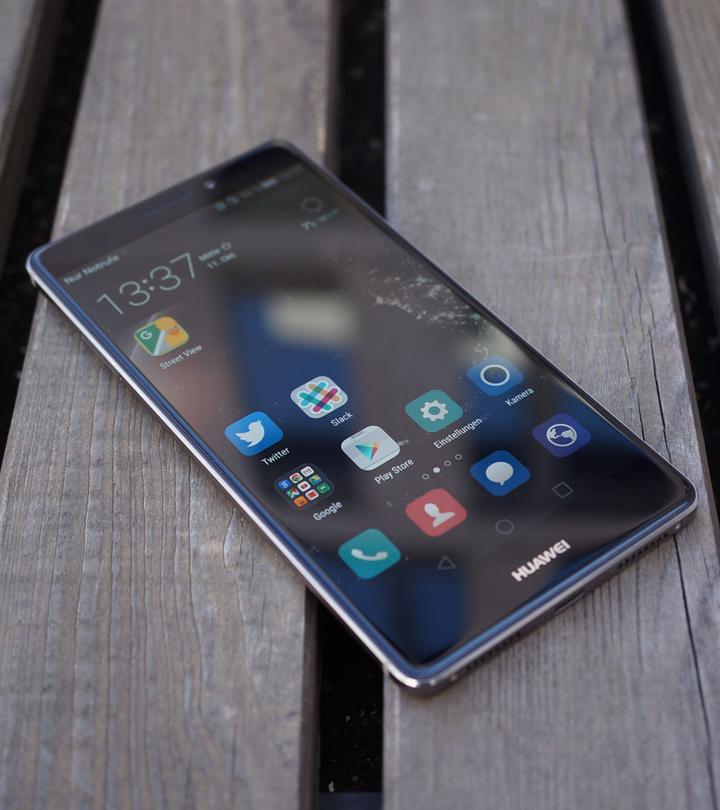 Huawei Mate S Schlussbild