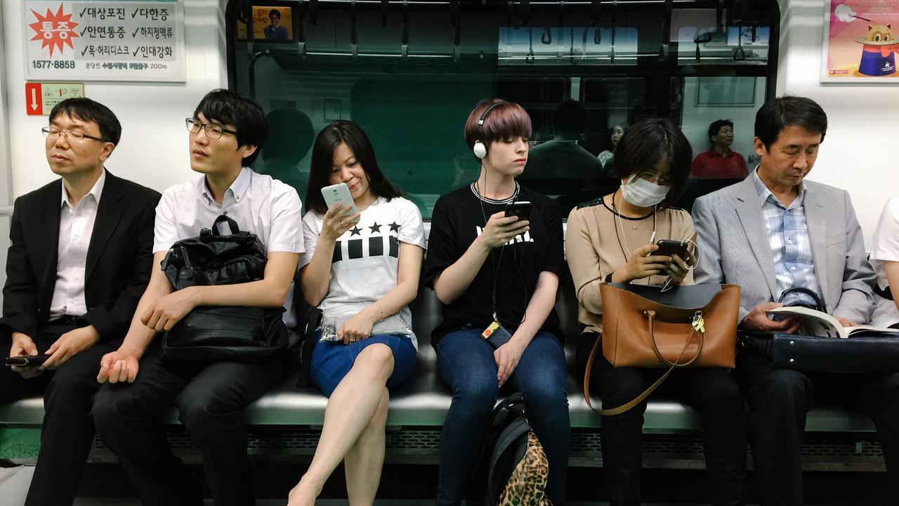 Leseliste Seoul U-Bahn Start 06122015