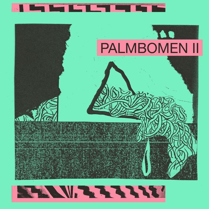Palmbomen II Cover