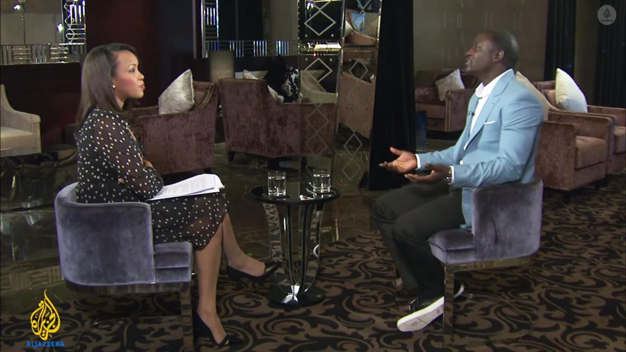 Akon Al Jazeera