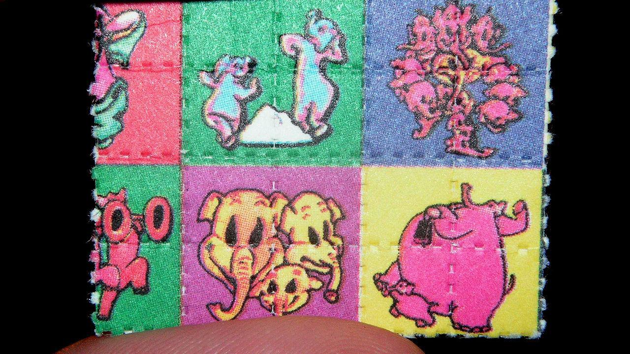 LSD Wikipedia