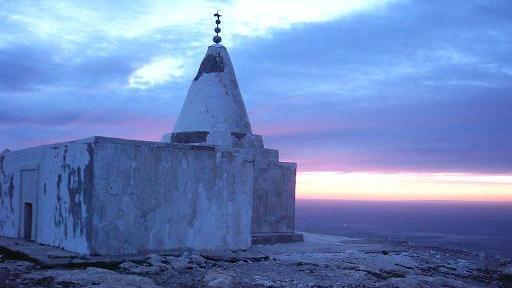 Tempel der Jesiden