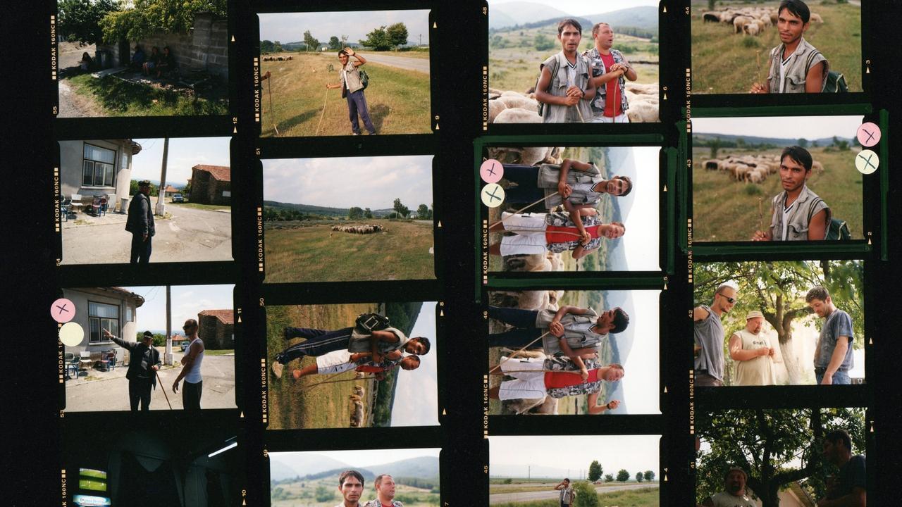 Auf dem Weg - Bulgarien - Lead