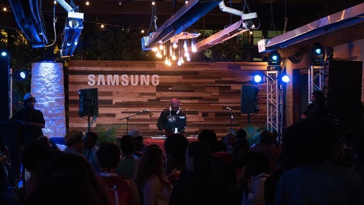 Samsung Blogger Lounge Party SXSW von Nan Palmero