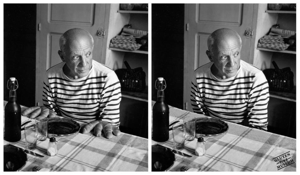 Gluten Free Museum Picasso 4
