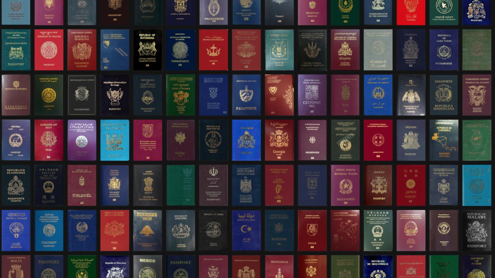 Passport Index Pass