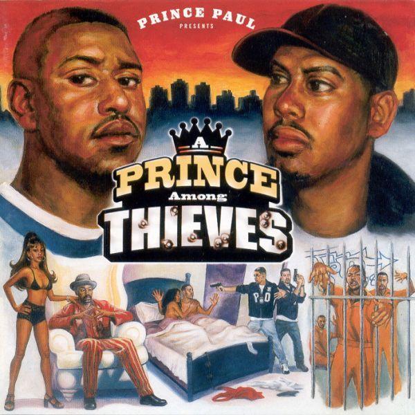 Prince Paul Prince Among Thieves Cover WW