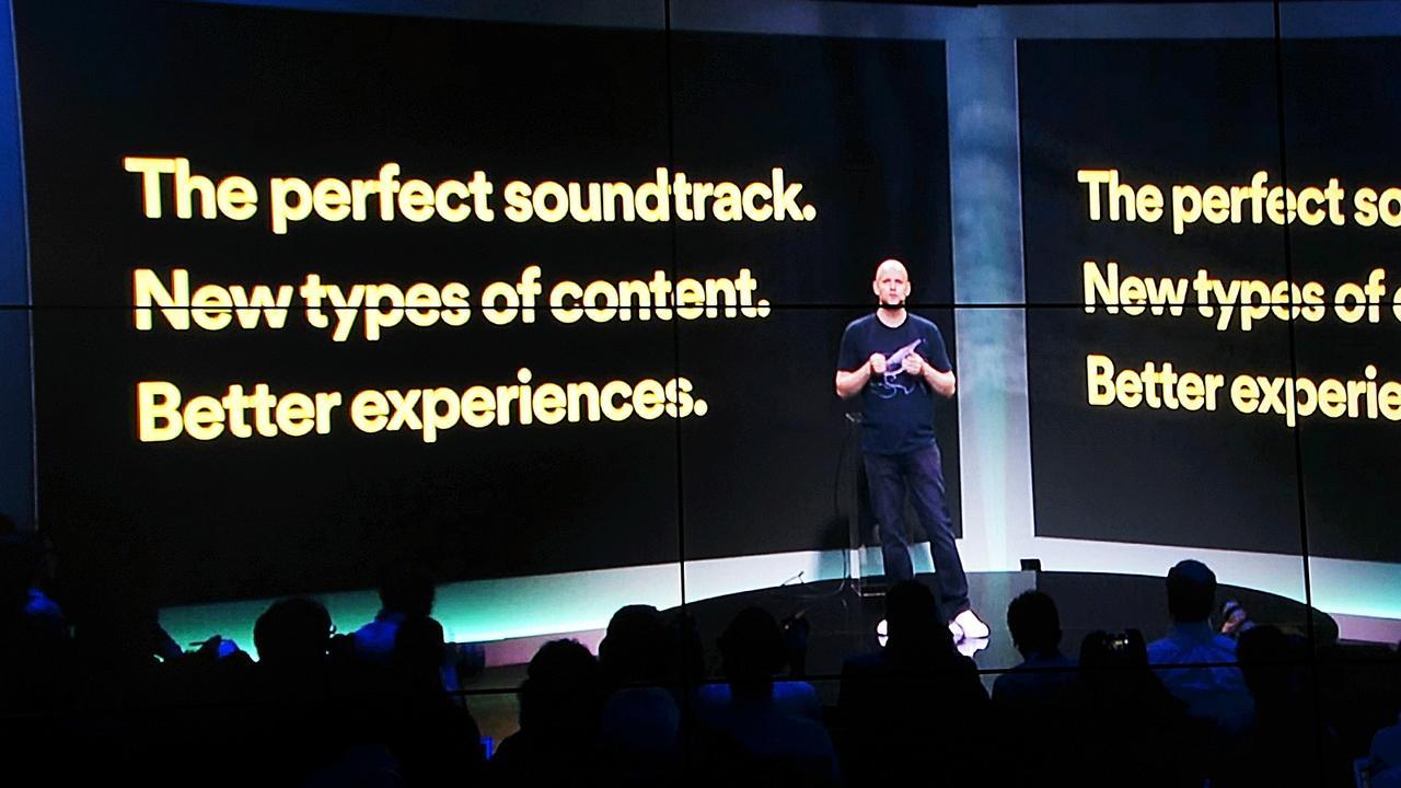 Spotify PK 2015 - live