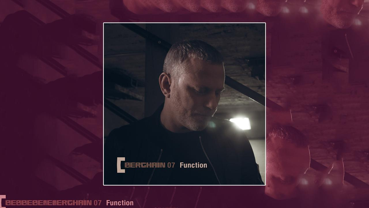 Function Berghain 07 Cover Download des Tages