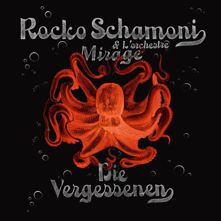 Rocko Schamoni Die Vergessenen Cover