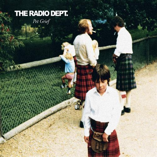 The Radio Dept Pet Grief Cover WW