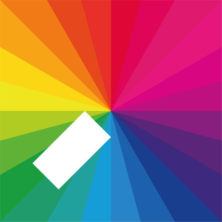 Jamie xx In Colour Cover Walkman