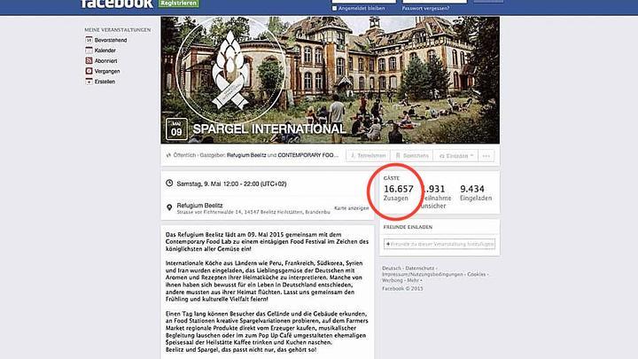 Beelitz Facebook