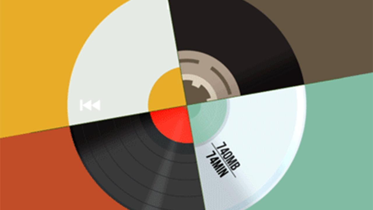 CD Vinyl Wochenend-Walkman Juni 2015