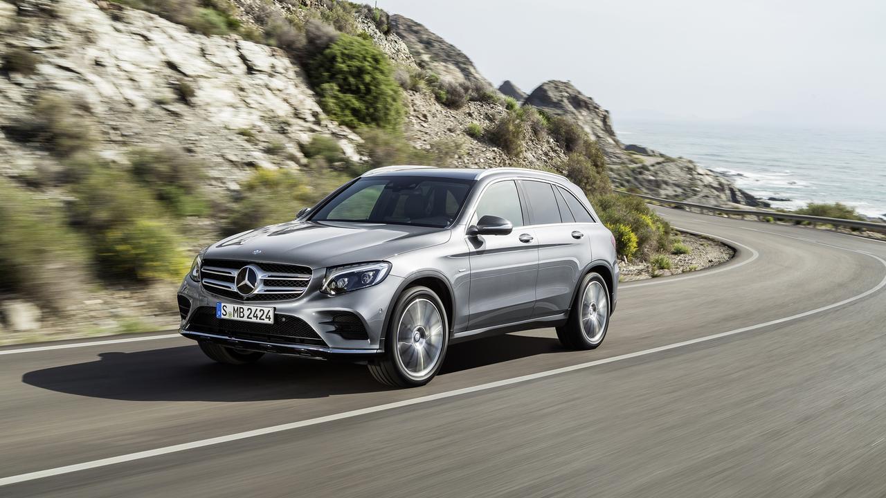 Mercedes GLC Start