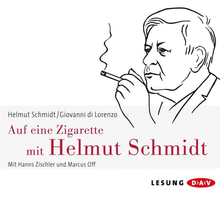 Auf eine Zigarette mit Helmut Schmidt Walkman