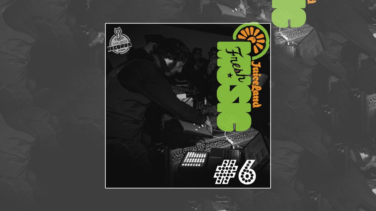 Daedelus Mix der Woche Juni 2015