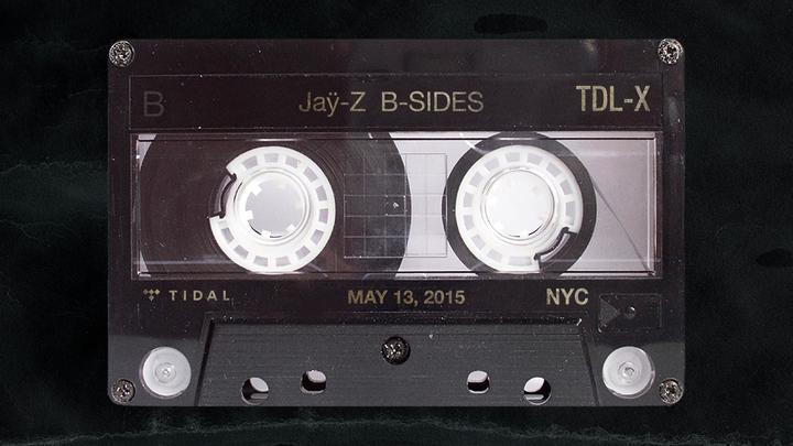 Jay Z B-Sides Tidal