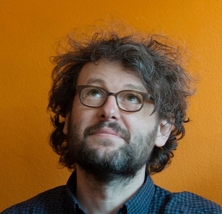 Markus Acher Portrait