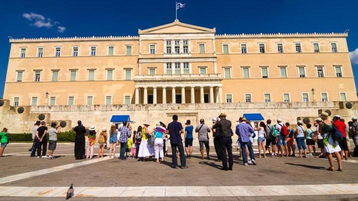 Griechenland NEU