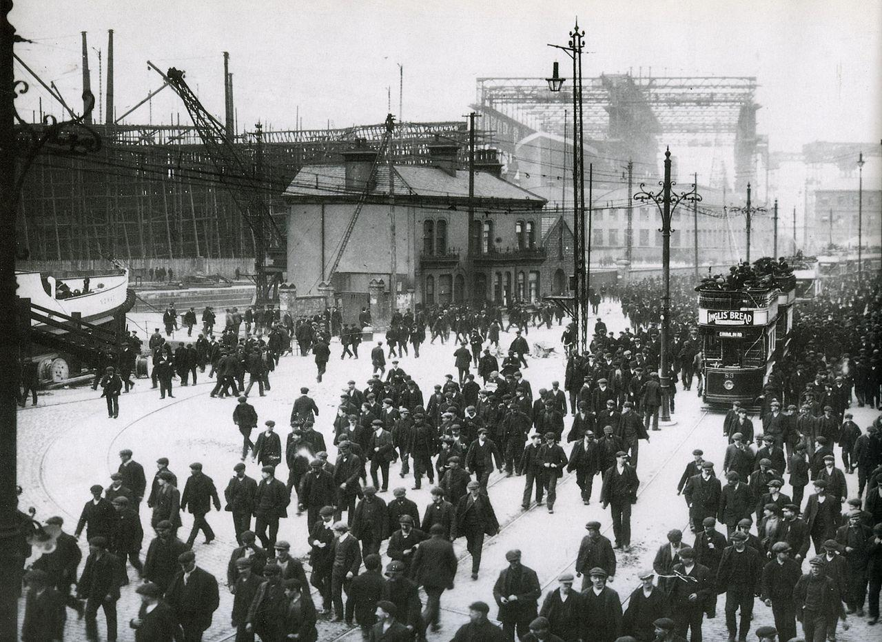 UDC - Teil 11 - Fabrik 1911