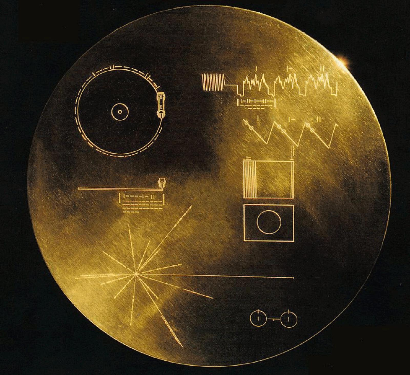 Nasa - Golden Record - full