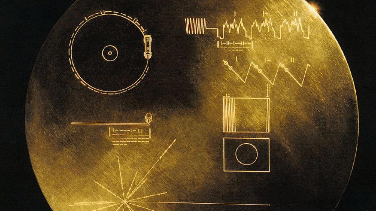 Nasa - Golden Record - lead