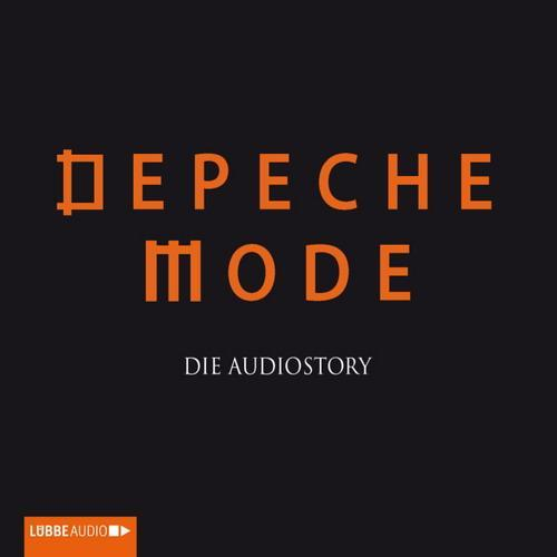 Depeche Mode Die Audiostory Cover Walkman