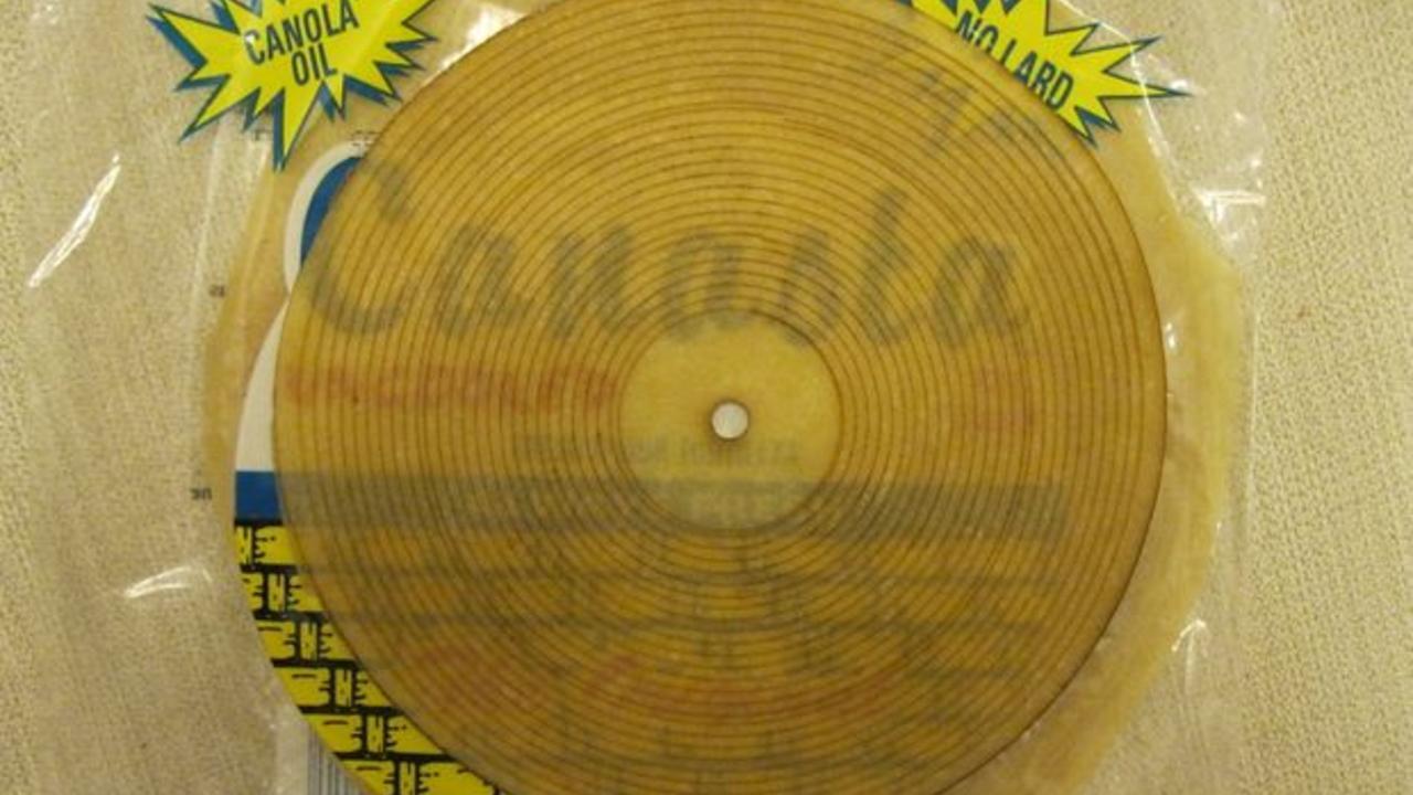 Tortilla Schallplatte