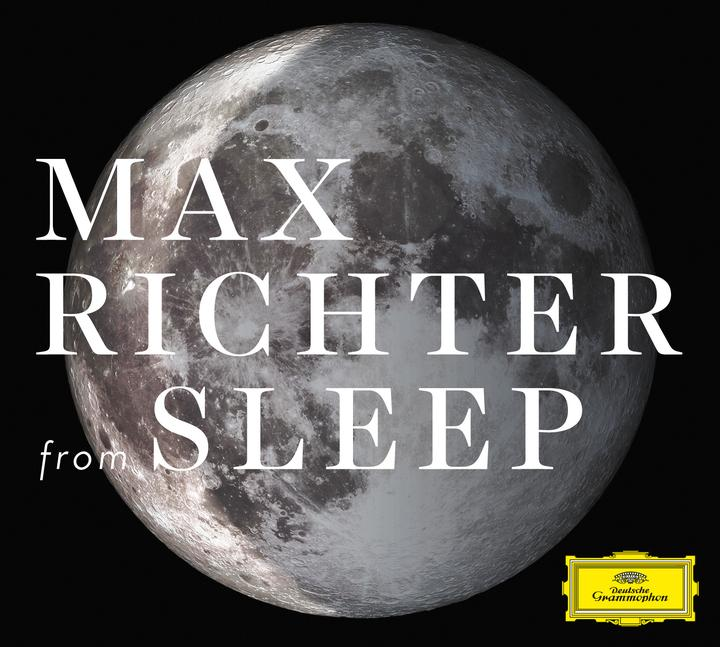 Max Richter - Sleep - Cover