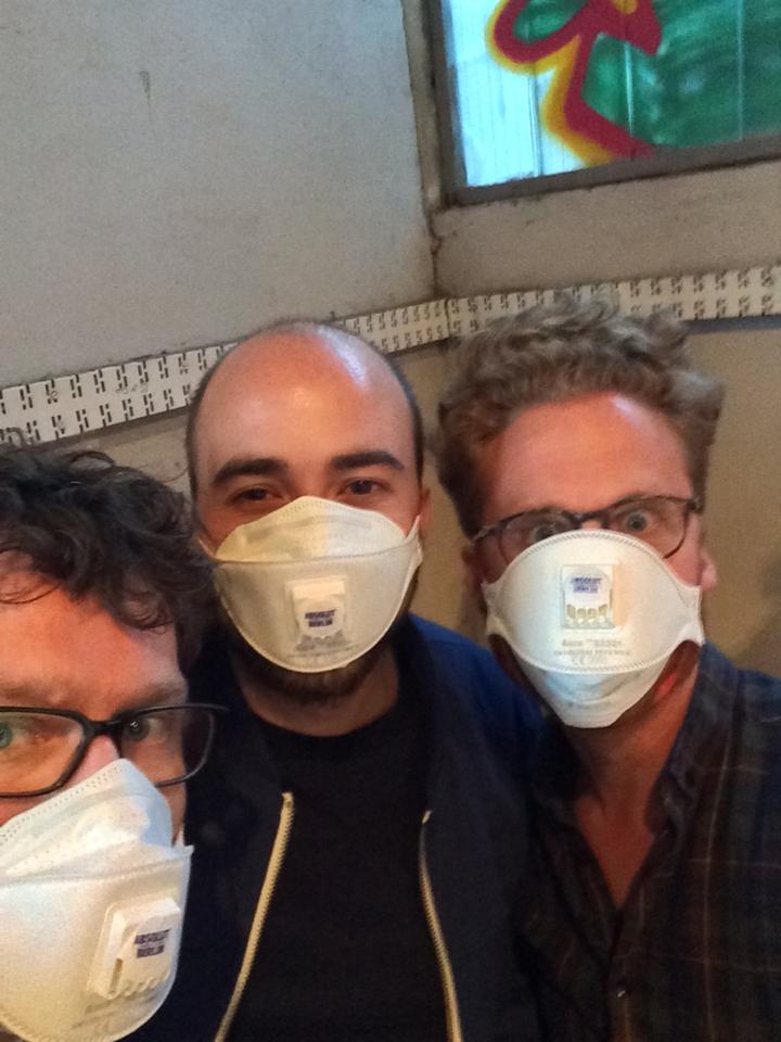 Filter-Redaktion-Masken
