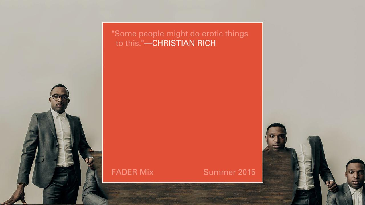 Christian Rich Mix der Woche August 2015 lead