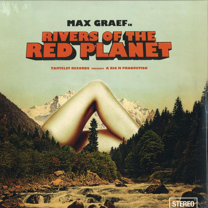 Max Graef Rivers Of The Red Planet Wochenend Walkman Cover