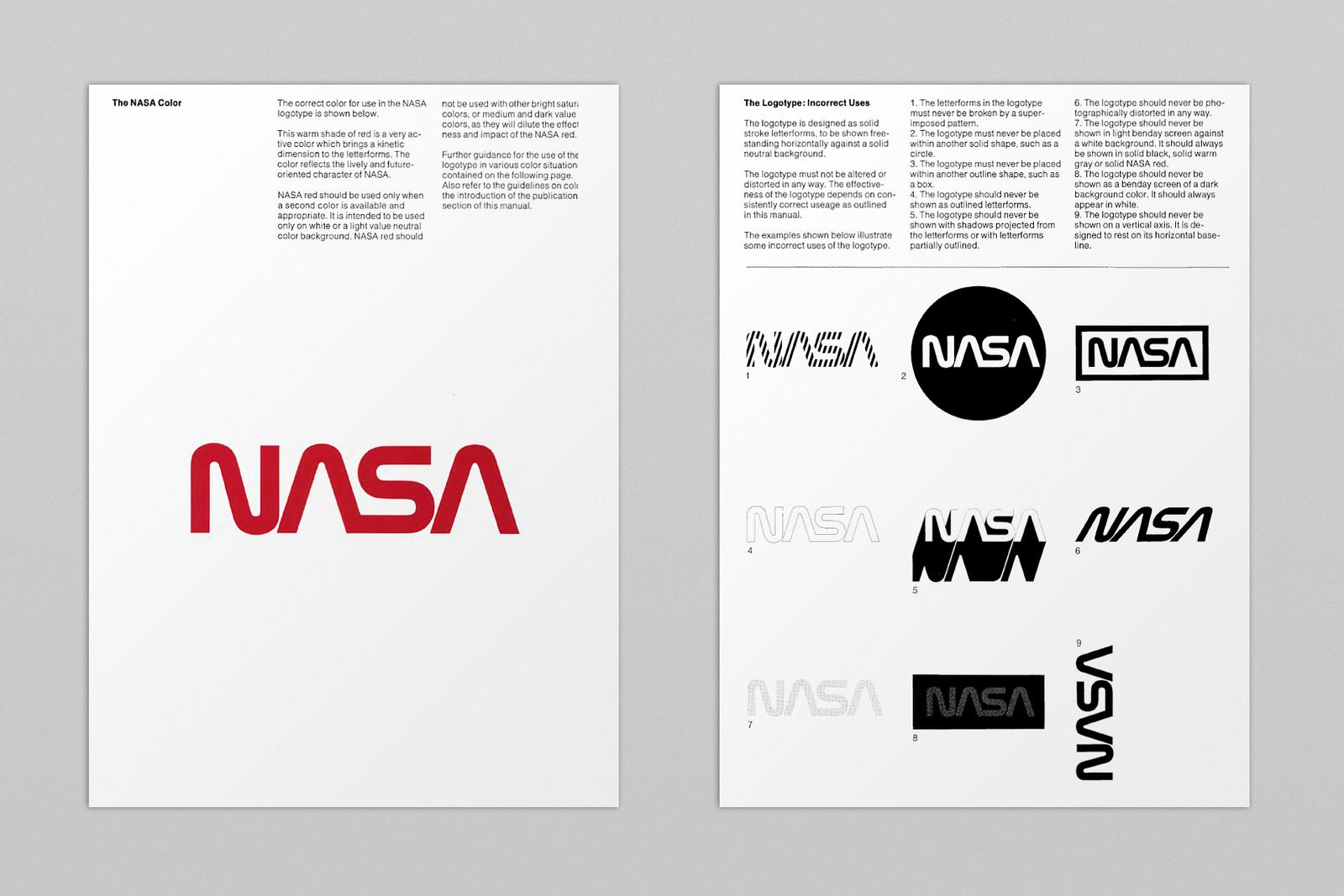 NASA Graphics Manual 01