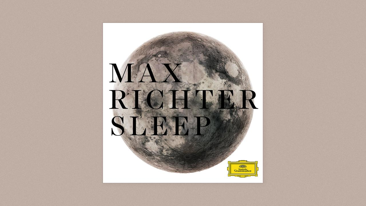 Max Richter Sleep Cover