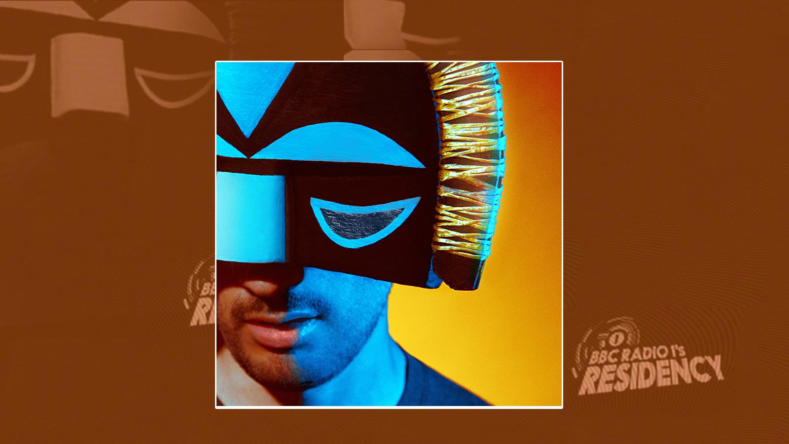 Mix der Woche SBTRKT BBC Radio 1 Lead September 2015