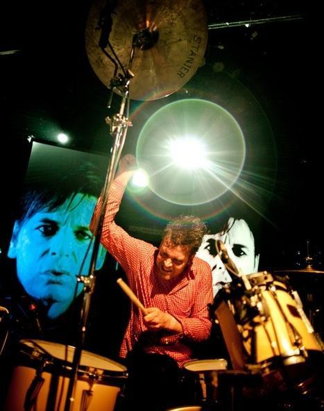 Battles JOhn STanier Drums