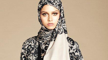 Dolce und Gabbana Hijab