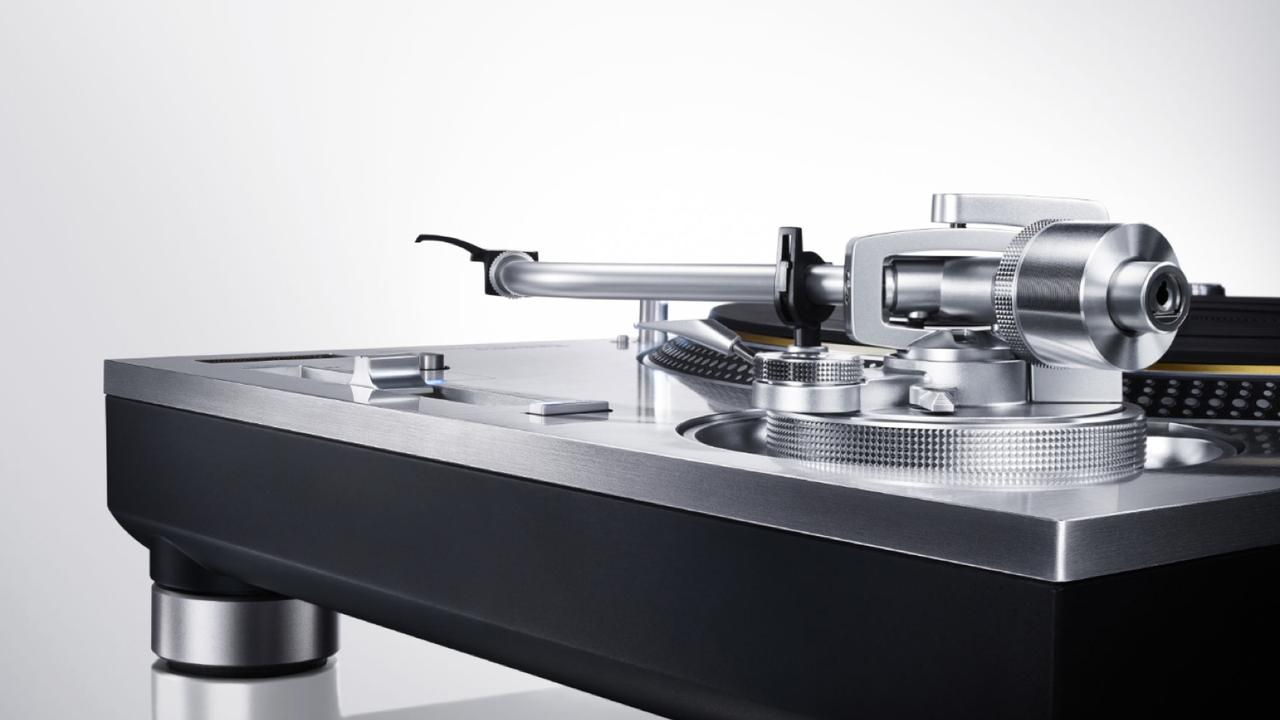 Technics - SL1200G-lead