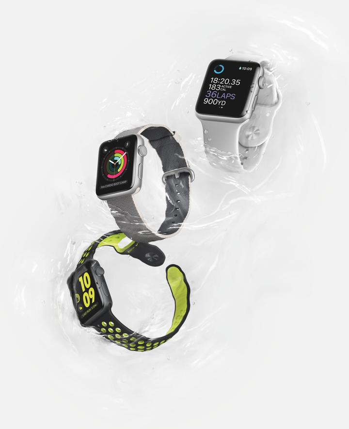 Apple Watch Presse