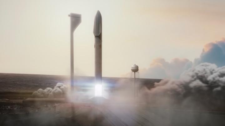 SpaceX Elon Musk Rocket Leseliste