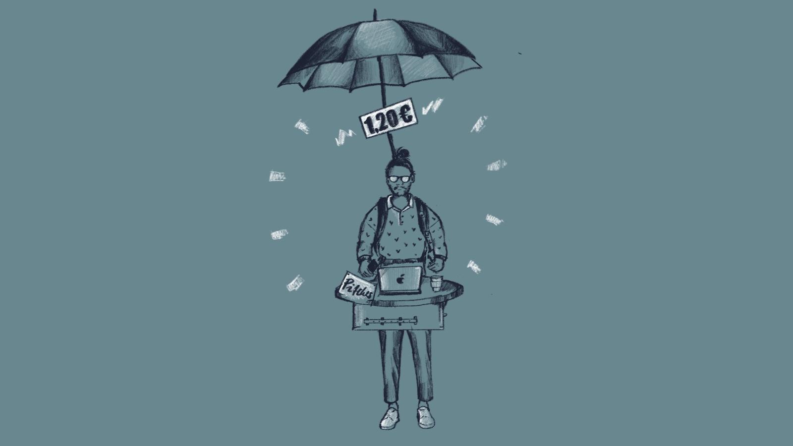 UDC - Mein Business Plan bin ich - Illu